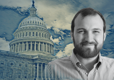 Charles Hoskinson heads to Washington DC to sort out Infrastructure Bill