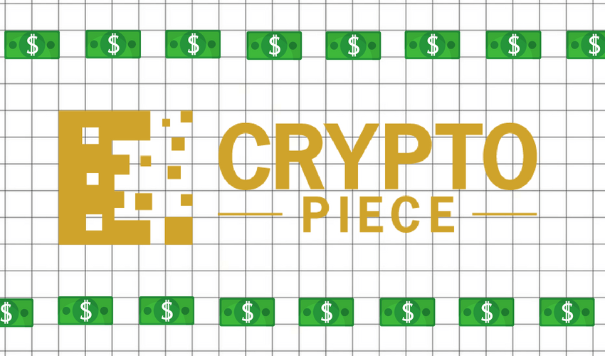 Cryptopiece Seeks To Become Cryptos Million Dollar Homepage