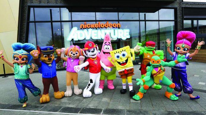 Nickelodeon Paw Patrol Lakeside Novocom Top