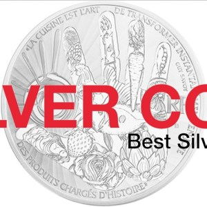 Best Silver Coin - COTY Awards 2019