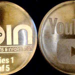 COIN OPP AUCTION. October 9, 2020 8:00 pm EST  with Flordelina and Robert