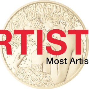 Most Artistic Coin - COTY Awards 2019