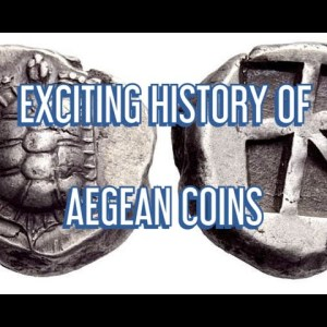 THE EXCITING HISTORY OF ANCIENT AEGEAN COINS | THE AEGEAN TURTLE STATER