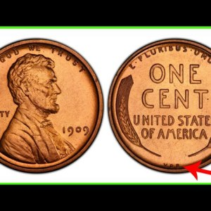 STUNNING RARE COIN FOUND IN 39 YEAR OLD BOX OF PENNIES! | COIN ROLL HUNTING PENNIES COLLECTION DUMP