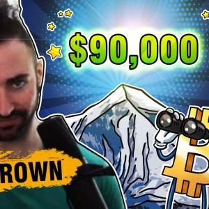 Bitcoin to close April above $90K? When & where this bull wave will top | Eric Crown market analysis