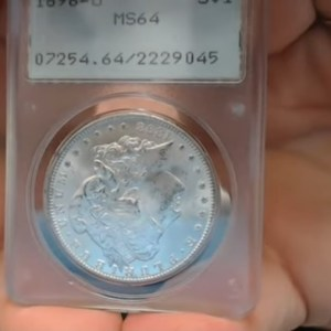 Crooked Coins In PCGS Rattler Holder - How To Fix Them