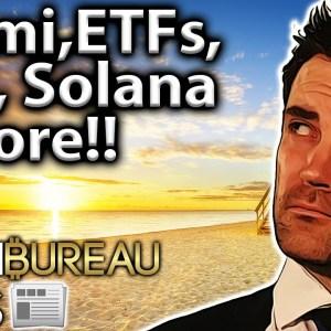 This Week in Crypto: Miami, ETH Adoption, Bitcoin ETF & More!! 📰