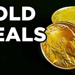 DEALS On Gold Coins - Gold Buffalos Round Up