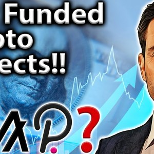 TOP 5 RICHEST Crypto Projects!! Strong Potential?? 💸