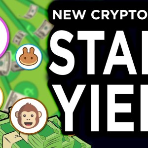 New Crypto Launching NOW that lets you Yield Farm, Stake, and add Liquidity!
