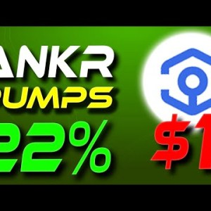 🔥 ANKR Pumps Over 20% 🔥 Will In Continue? | ANKR Analysis & Update | Crypto News Today