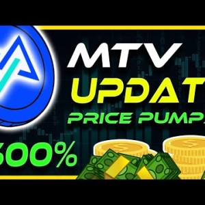 600% Incoming   MultiVac Price Pumps! MTV Analysis & Update   Crypto News Today