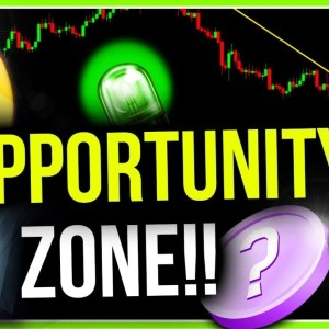 BE READY FOR THESE ALTCOIN BUY ZONES!