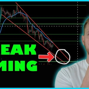 BITCOIN DROPPING BUT BREAK IS COMING