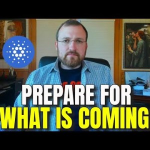 Charles Hoskinson - Cardano Smart Contracts Are Here (Ada Price Explosion)