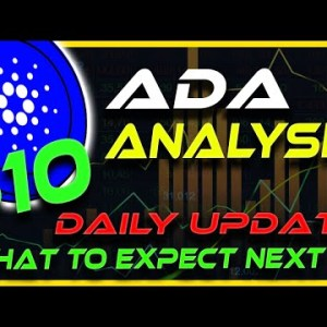 Cardano ADA Pull Back | What To Expect Next | ADA Analysis & Update | Crypto News Today