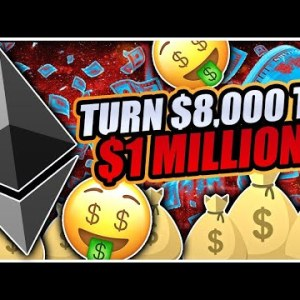 ETHEREUM EIP-1159 PUMP TO $10,000!!! LAST CHANCE TO BUY BITCOIN BELOW $45,000!!!!??