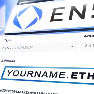 ethereum name services integrate fully with the centralized web