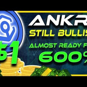 600% Gains This Cycle | Still Bullish On ANKR | ANKR Analysis & Update | Crypto News Today