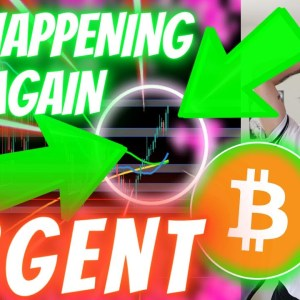 HERE IT COMES!!! BITCOIN IS MOMENTS FROM DOING IT AGAIN! - IS ETHEREUM CHANGING IT ALL??