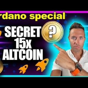 Secret CARDANO ALTCOIN 15x Prediction...(Waiting For ADA To Break Free)