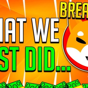 SHIBA INU COIN: WE JUST DID THIS TOGETHER TODAY! - SHIB Token NEWS