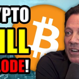 THE CRYPTO MARKET IS ABOUT TO GET OUT OF CONTROL - HERE'S WHY