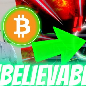 THE MOST IMPORTANT BITCOIN MOMENT IS HERE!!! - ETHEREUM DOES IT AGAIN [watch]