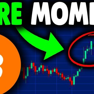 BITCOIN HAS ONLY DONE THIS ONCE BEFORE!!! BITCOIN NEWS TODAY & BITCOIN PRICE PREDICTION! (explained)