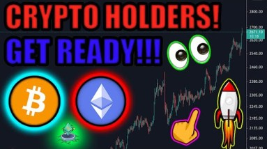 Ethereum & Bitcoin SUPPLY SHOCK is HAPPENING NOW! AMAZING NEWS for CRYPTOCURRENCY Investors!