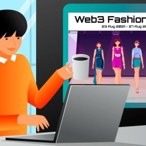 web3 fashion week to witness nft launches by the fashion industry