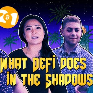 What DeFi does in the shadows: Bitcoin 2021 from the outside