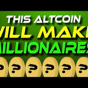 You Can Be A MILLIONAIRE With This UNKNOWN ALTCOIN!!   Cheeky Crypto Live