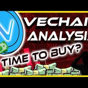 VeChain 36% Dump! Why This Is Good For VET!    VET Analysis & Update   Crypto News Today
