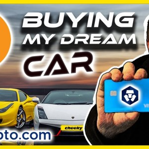 Buying A Car With Crypto! Chris Gets His Dream Car | Crypto News Today