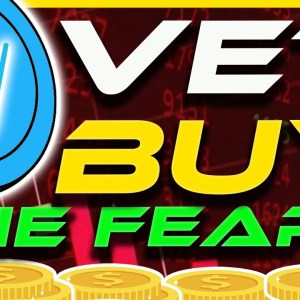 Buying The Fear? VeChain 36% Dump! What's Next For VET?  | VET Analysis & Update | Crypto News Today