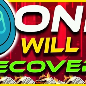 ⚠ ONE CRASH ⚠ WILL IT RECOVER? HARMONY ONE ANALYSIS & UPDATE | CRYPTO NEWS TODAY