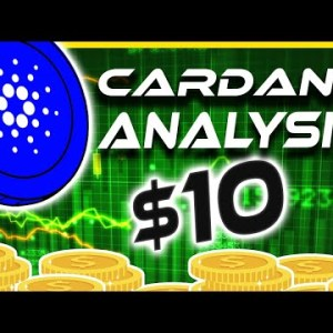 Cardano Price Falls...This Is Good For ADA! | Cardano ADA Analysis & Update | Crypto News Today