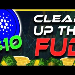 1 Transaction per Block? Clearing Up The FUD! ADA Analysis & Update | Crypto News Today