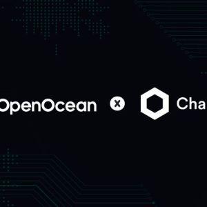 openocean integrates chainlink price feeds