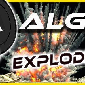 ALGO Explodes! $14 ALGO Price Prediction | ALGO Analysis & Update | Crypto News Today