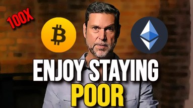 Raoul Pal Bitcoin - The Tsunami Opportunity Of A Lifetime  (Sept 22, 2021)