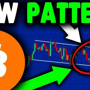 THIS BITCOIN PATTERN SHOWS NEW PRICE TARGET!! BITCOIN NEWS TODAY, BITCOIN PRICE PREDICTION (trading)