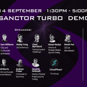 sanctor capital demo day