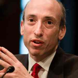 sec chair gensler stablecoins are poker chips at the casino gaming tables