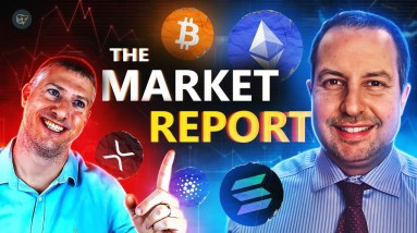 The Market Report w/ Gareth Soloway.