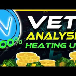 VET About To Explode   700% Gains Incoming   VET Analysis & Update   Crypto News Today
