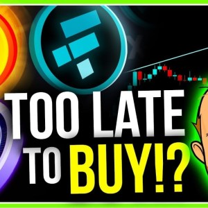 WHAT IS THE NEXT BEST ALTCOIN TRADE? (BITCOIN AT 52K)
