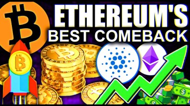 ETHEREUM RALLY WILL MELT FACES!!! $20,000 INCOMING!!! BITCOIN ORACLE CALLING FOR $70,000!!!