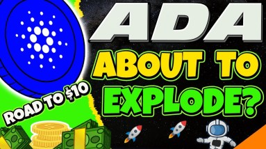 🔥 IS ADA ABOUT TO EXPLODE? 🔥 CARDANO ADA ANALYSIS & UPDATE CRYPTO NEWS TODAY